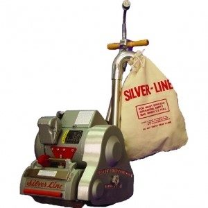 "8"" SILVER-LINE DRUM SANDER"