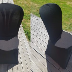FITTED LYCRA CHAIR COVERS