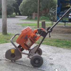 HUSQUVARNA STUMP GRINDER