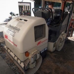 INGERSOLL RAND 1T Double Drum, Vibratory Compactor Roller