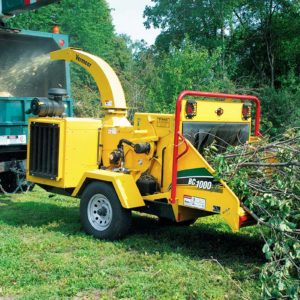 VERMME WOOD CHIPPER